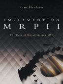 Implementing MRPII