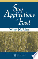 """Soy Applications in Food"" by Mian N. Riaz"