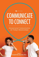 Communicate To Connect Book PDF