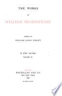 The Works of William Shakespeare  Preface to the first edition  Note  Addenda et corrigenda  King John  King Richard II  King Henry IV  part 1  King Henry IV  part 2  Henry V