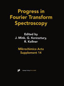 Progress in Fourier Transform Spectroscopy
