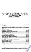 Children's Literature Abstracts