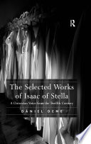 The Selected Works Of Isaac Of Stella