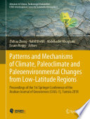 Patterns and Mechanisms of Climate  Paleoclimate and Paleoenvironmental Changes from Low Latitude Regions