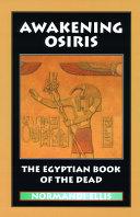 Awakening Osiris Book