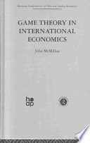 Game Theory in International Economics