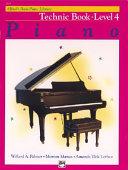 Alfred s Basic Piano Course Technic