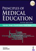 Principles of Medical Education