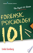 Forensic Psychology 101 Book PDF