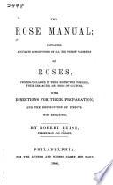 The Rose Manual Book