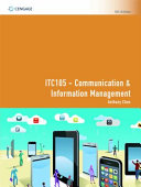 Cover of ITC105