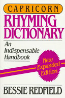 Capricon Rhyming Dictionary