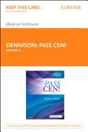 PASS CEN! - E-Book