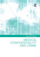 Medical Confidentiality and Crime Pdf/ePub eBook