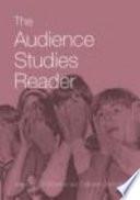 """""""The Audience Studies Reader"""" by Will Brooker, Deborah Jermyn"""
