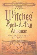 Witches Spell A Day Almanac 2004