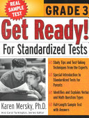 Get Ready  for Standardized Tests  Grade 3