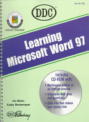 Learning Microsoft Word 97
