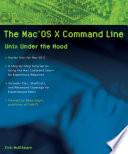 The Mac Os X Command Line