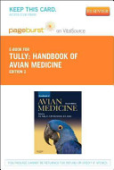 Handbook of Avian Medicine Pageburst on VitalSource Retail Access Code
