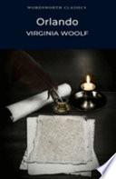 Orlando : a biography book cover