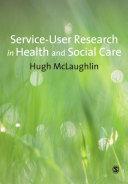 Service-User Research in Health and Social Care Pdf/ePub eBook