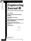 Engineering Journal Book