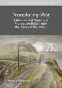 Translating War