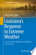 Louisiana's Response to Extreme Weather