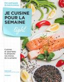 Pdf Je cuisine pour la semaine - Light Telecharger