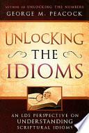 Unlocking the Idioms