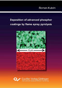 Deposition of advanced phosphor coatings by flame spray pyrolysis
