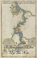 A Thousand Miles Up the Nile Pdf/ePub eBook
