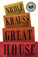 Great House: A Novel Pdf/ePub eBook