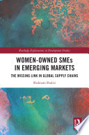 Women Owned Smes In Emerging Markets