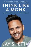 Think Like a Monk Book PDF