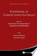 Handbook Of Carbon Nano Materials
