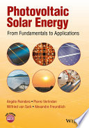 Photovoltaic Solar Energy Book