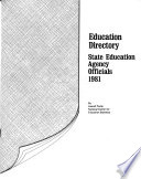 Education Directory State Education Agency Officials