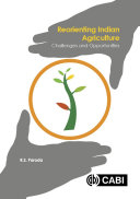 Reorienting Indian Agriculture Book