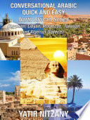 Conversational Arabic Quick and Easy  North African Series