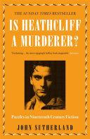 Is Heathcliff a Murderer