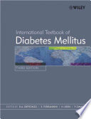 International Textbook Of Diabetes Mellitus Book