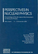 Perspective in Nuclear Physics