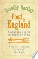 Food In England Book PDF