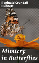 Mimicry in Butterflies Book