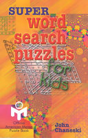 Super Word Search Puzzles for Kids