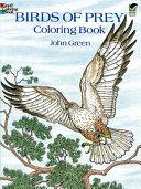 Pdf Birds of Prey Coloring Book