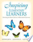 Inspiring Elementary Learners Book PDF