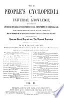 The People S Cyclopedia Of Universal Knowledge